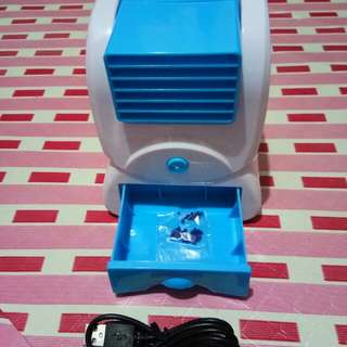 Mini Air Multiplier (mini fan and mini aircon)