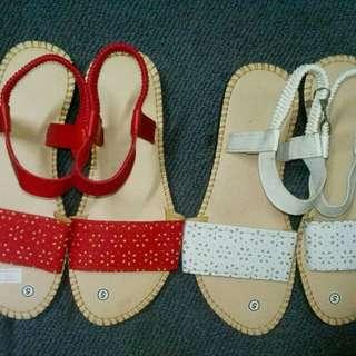 Marikina sandal size 5