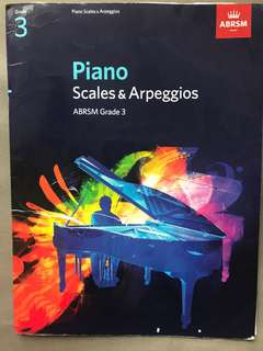 ABRSM Grade 3 Scales
