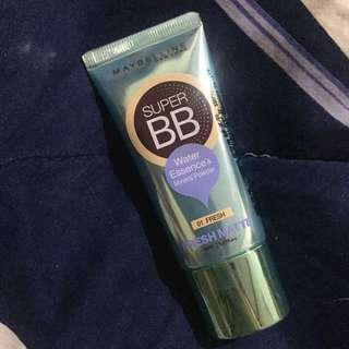 MAYBELLINE SUPER BB Water essence & Mineral Powder