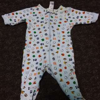 Sleepsuit newborn