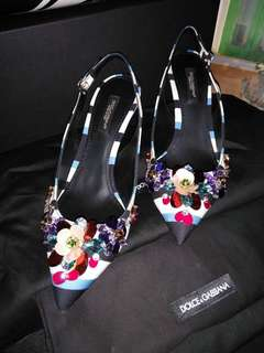 Dolce & Gabbana Kitten heels