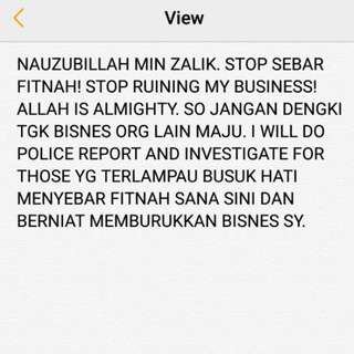 NOTED !!
