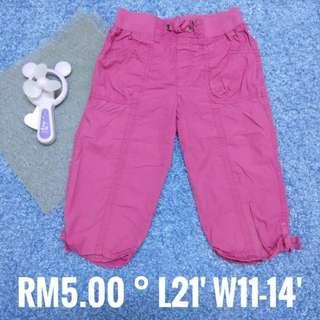 8/9 years short pants - Kids Cloth Shirt Dress Baby Girl Boy
