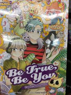 Be True, Be You - Candy Jem