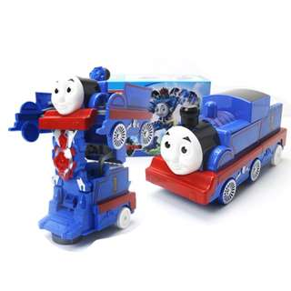 Thomas Transform Robot Train Battery Operated