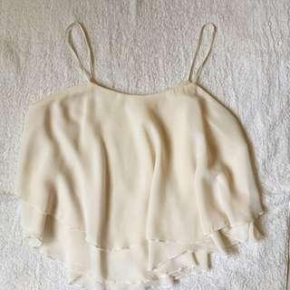 Cream Top ♡