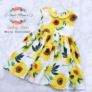 D&G Sun Flower Dress