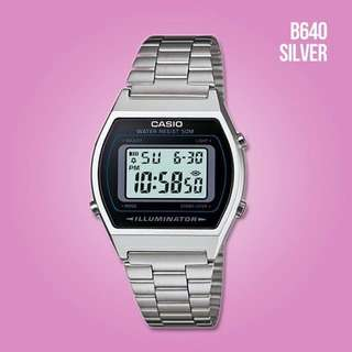 Original Casio watch B640