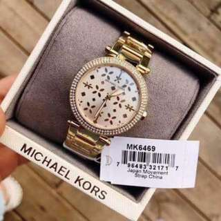 MK watches for her