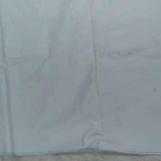 New white cotton fabric