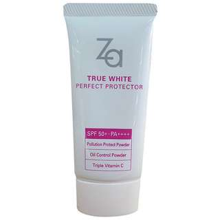 FREE! Za True White Perfect Protector SPF 50+ PA++++