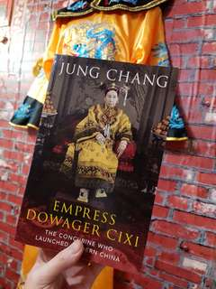 Dowagers Empress Ching Dynasty