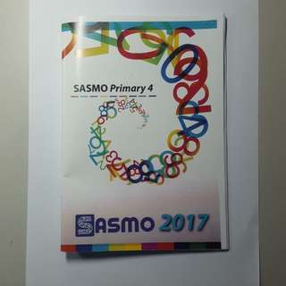 New - SASMO 2017 - Primary 4