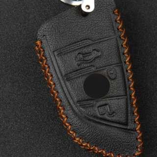 BMW Type A Car Key Leather Pouch