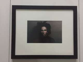 Bob Marley Framed Photo Art