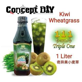 Triple One Kiwi Wheatgrass