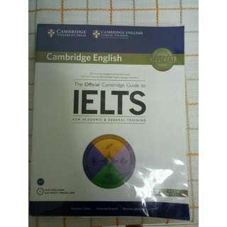 劍橋雅思官方指南 The Official Cambridge Guide To IELTS