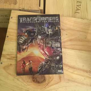 Giveaway free Transformers DVD