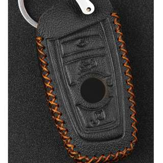 BMW Type B Car Key Leather Pouch