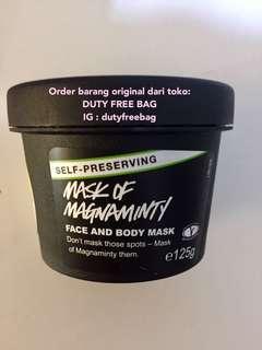 Lush Magnaminty Masker 125 gr