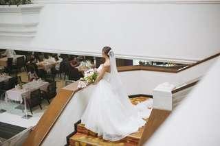 Wedding gown RENT
