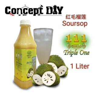 Triple One Soursop