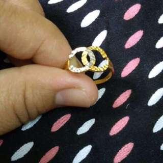 cincin emas ring gold 916
