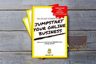 The College Guide (Ebook) - Jumpstart Your Online Business