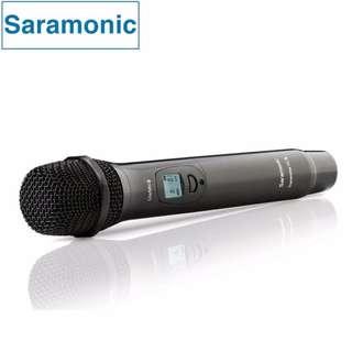 Saramonic UHF Wireless Microphophone Transmitter UwMic9 (HU9) - Local One Year Warranty!