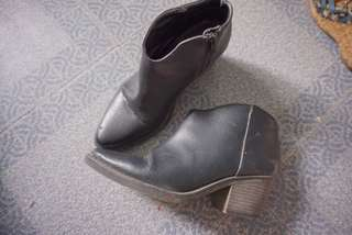 For sale: Pre-loved F21 boots