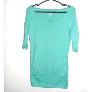 Charity Sale! Authentic Gap 3/4 Sleeve Women's Shirt Size Small Cotton T-shirt Top