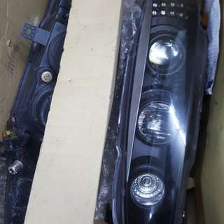 Perdana head lamp