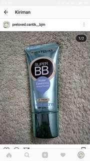 Super bb fresh matte Maybelline (bb cream)