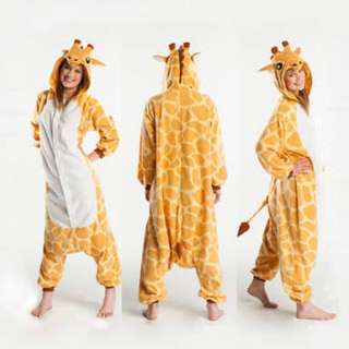 Giraffe onesie height: 155cm-165cm