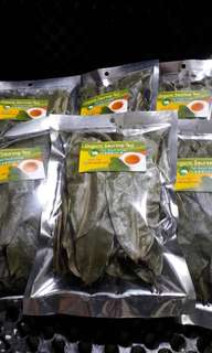 ORGANIC SOURSOP LEAVES