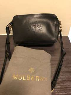 Mulberry small leather bag