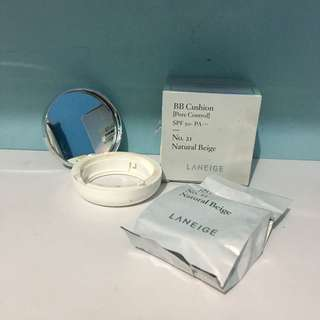 Laneige BB Cushion Pore Control No.21