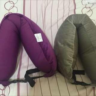 🚚 HOLA可拆洗瑜珈枕(紫色)