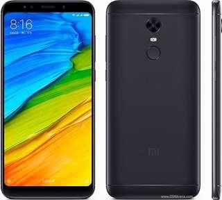 Xiaomi Redmi 5Plus TAM 3Gb ,Kredit Promo dp 15% 20mnt langsung cair barang