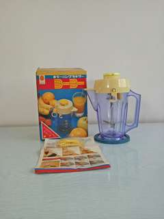 70s Manuel Juice Make With Box mint condition unused