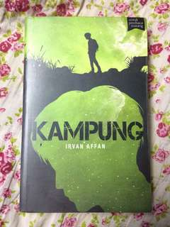 Novel fixi : KAMPUNG