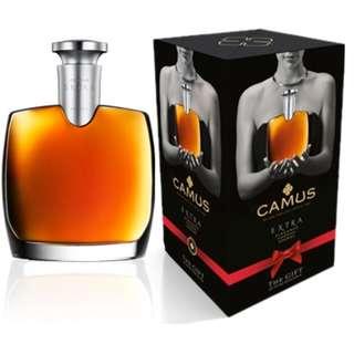 Camus extra elegance cognac 70cl 金花 卡慕 經典特醇干邑
