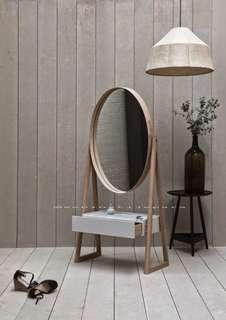 Cermin rias vintage