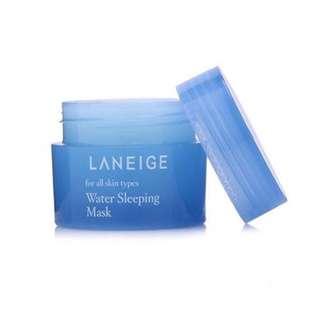Laneige Water Sleeping Mask 15ml
