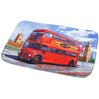 🚚 英國雙層巴士地墊