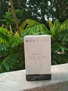 Parfum bulagari man