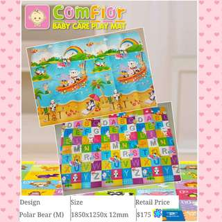 Comflor baby playmat