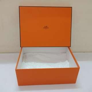Hermes Box authentic original branded
