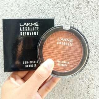 Lakme Absolute Sun Kissed Bronzer ORIGINAL